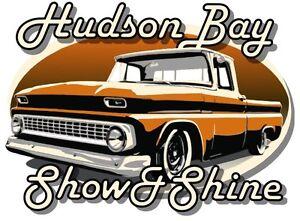 Hudson Bay Show & Shine ***August 18***