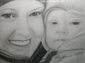 Turn your photo into a beautiful drawing starting at $50.00 St. John's Newfoundland image 3