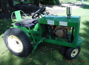 Parade Tractor