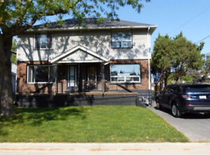 NEWLY RENOVATED 2 BDRM, 1.5 BATH, 2 STOREY SEMI IN S.WALKERVILLE