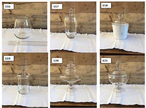 Vases en verre Bar à bonbons Saguenay Saguenay-Lac-Saint-Jean image 7