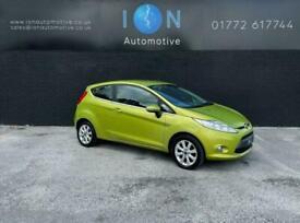 image for 2010 Ford Fiesta 1.2 ZETEC *Bluetooth handsfree, Aux/usb* Hatchback Petrol Manua