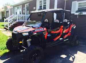 2015 POLARIS RZR 900 4 SEATER