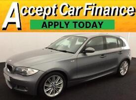 BMW 120 2.0TD 2009MY d M Sport FROM £28 PER WEEK!