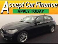 BMW 116 1.6TD Sports Hatch FROM £43 PER WEEK!