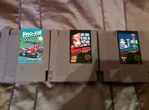 Jeux NES / NES games