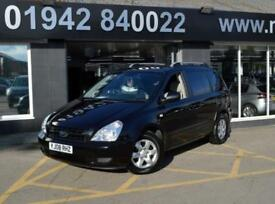 2008 08 KIA SEDONA 2.9 GS 5D 183 BHP 5 DR DIESEL ESTATE, WHEELCHAIR ACCESSIBLE