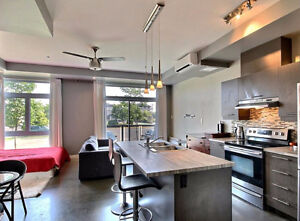 Modern Loft to Rent Chomedey Laval