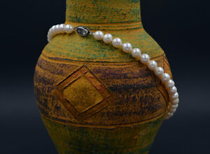 Ivory Freshwater Pearl Necklace London Ontario image 6