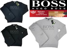 Men's Hugo Boss Tracksuit in All Sizes in Colors Navy & Black Grey
