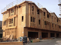 Arber Renos- Framer, decks and fencing looking for jobs