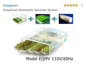 Mint Condition Never Used Easy Green Micro Garden Sprouting