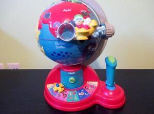 Mon premier Globe terrestre