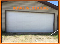 I sell and install new garage doors↕↕↕↕