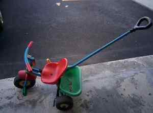 push tricycle $10 obo Kingston Kingston Area image 1