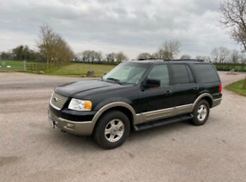 Ford expedition 5.4 Triton American truck 7 seater v8