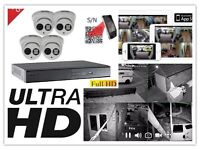 Ultra HD CCTV , ideal for houses and business