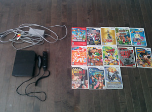 Wii and games!