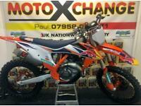 UNUSED 2020 KTM SXF 450..FACTORY EDITION.. ....£7595...MOTO X CHANGE
