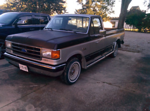 1990 Ford F150 XLT Very Low Miles