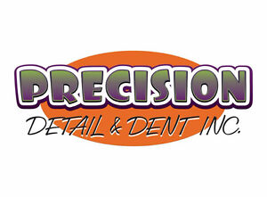 Precision Detail & Dent Inc. - NEW SHOP 1st Anniversary Special