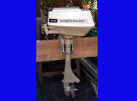 CHRYSLER 3.6 hp Air Cooled Outboard motor