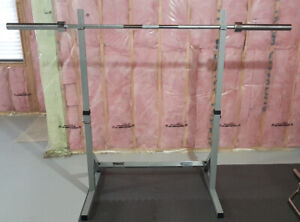 PowerLine Squat/Bench Press Rack