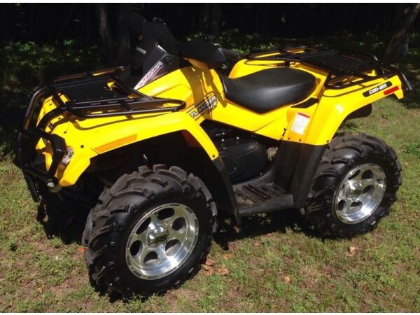 Used 2006 Can-Am OUTLANDER XT
