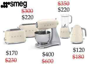SMEG SMALL APPLIANCES LOWEST PRICES IN CANADA