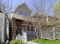 Beautifully stylish, basement apartment in the Upper Beaches
