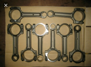 Ls2/ls3 gen4 balanced and rebuilt connecting rods