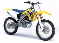 Wanted RMZ250 project bike