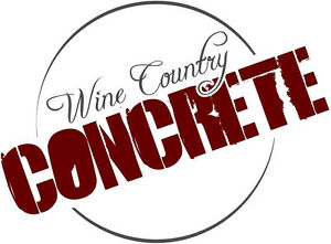 Wine Country Concrete Finisher, Cribber & Labourers Wanted