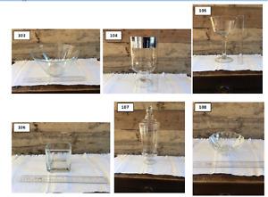 Vases en verre Bar à bonbons Saguenay Saguenay-Lac-Saint-Jean image 5