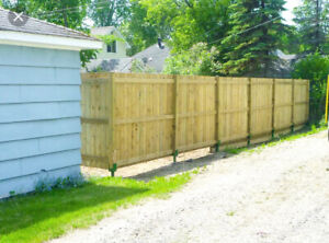 Screw piles supply and install / Deck and fence buidling