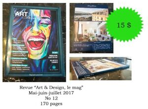 "Revue ""Art & Design, le mag"""