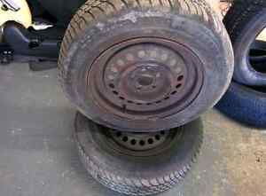 Two tire on rims London Ontario image 3