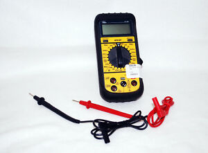 Ideal 61-360   DIGITAL MULTIMETER