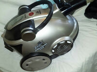 PERFECT Hoover 12 Amp Bagless Canister Vacuum SEE VIDEO