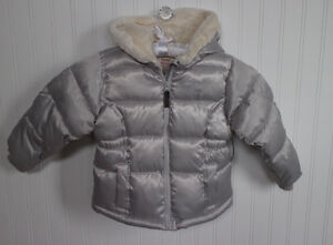 Brand New Old Navy Girl's Winter Jacket - sz 4T