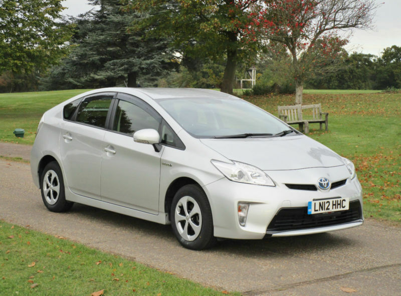 2012 Toyota Prius 1.8CVT T4 Hybrid Only 13,000 miles from new