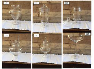Vases en verre Bar à bonbons Saguenay Saguenay-Lac-Saint-Jean image 6
