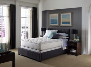 BRAND NEW!  Serta FLIPPABLE luxury hotel mattress!!