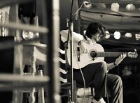 Spanish / Flamenco Guitar for your Wedding or Party