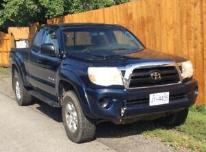 2008 Toyota Tacoma SR5 4X4 Access Cab V6 Auto