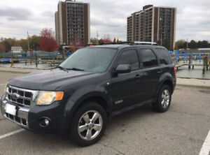 Ford Escape - Limited Edition