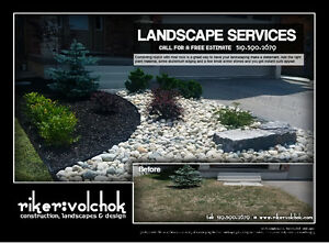 riker:volchok Landscapes - Decks, Interlock, Garden, Sod & more Cambridge Kitchener Area image 6
