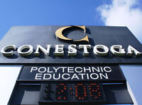 Conestoga Tutor: Accounting ~ Finance ~ Marketing ~ Math