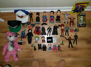 Huge Mix of Toys and Collectables