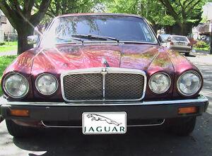 1985 Jaguar XJ6 with Chevy V8
